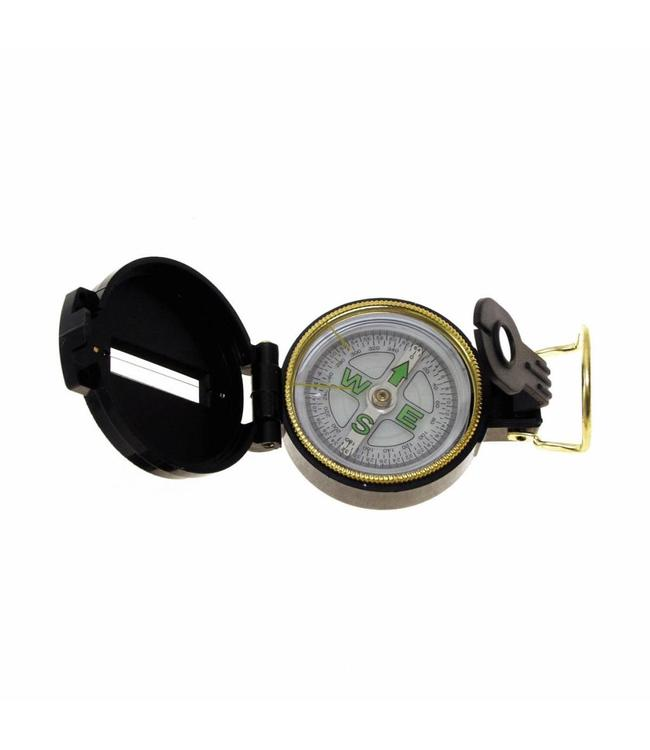 "Kompas ""Scout"", plastic behuizing, visor"