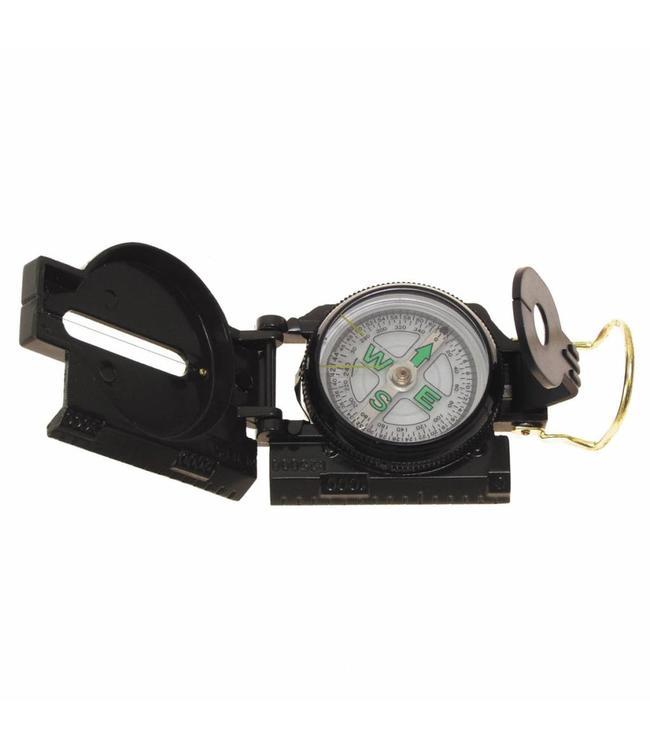 Militair Kompas, US, metal behuizing, vloeistof
