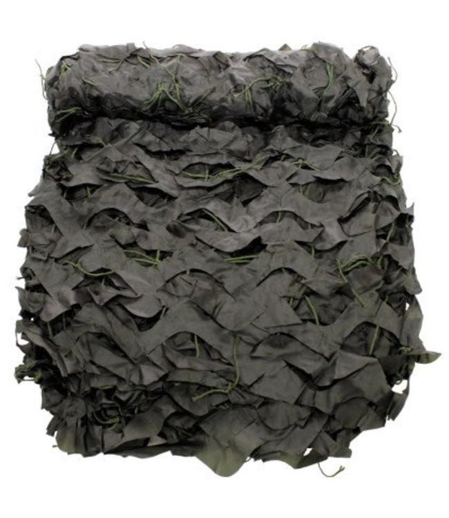 """Camouflage Net, 2x3m, """"Basic"""", OD Groen, with PVC bag"""