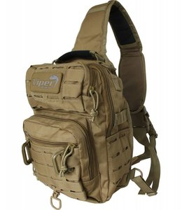 Viper Lazer shoulder pack schoudertas Coyote