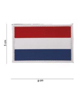 Embleem (patch) 3D PVC Netherland