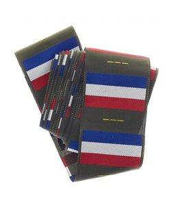 Nederlandse vlag embleem parka (stof)(per vlag)