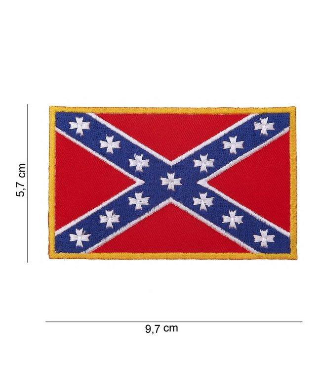 Embleem (patch) rebel Vlag (middle) Misc.