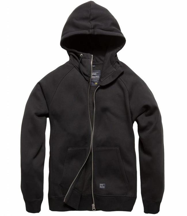 Vintage Industries Basing sweater black