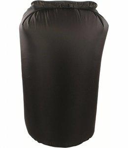 Drybag lichtgewicht 80L Zwart