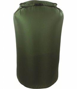 Drybag lichtgewicht 80L Groen