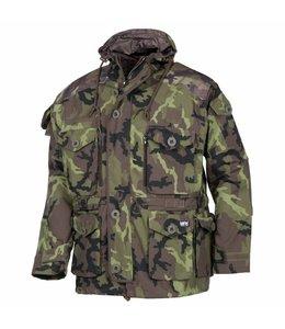 "Commando ripstop jas ""Smock jas"", DPM camouflage"