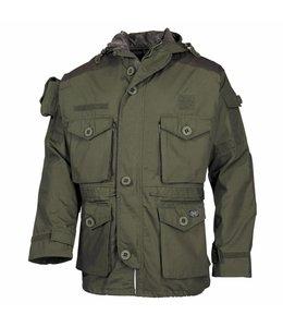 """Commando Jacket """"Smock"""", OD Groen"""