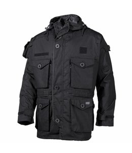 "Commando Jacket ""Smock"", Zwart"
