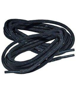 Schoenveters voor Legerkisten kist veters 160 cm 100% polyester Zwart