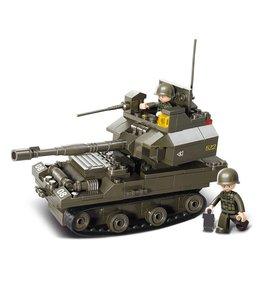 Sluban Bouwstenen Tank M38-B0282