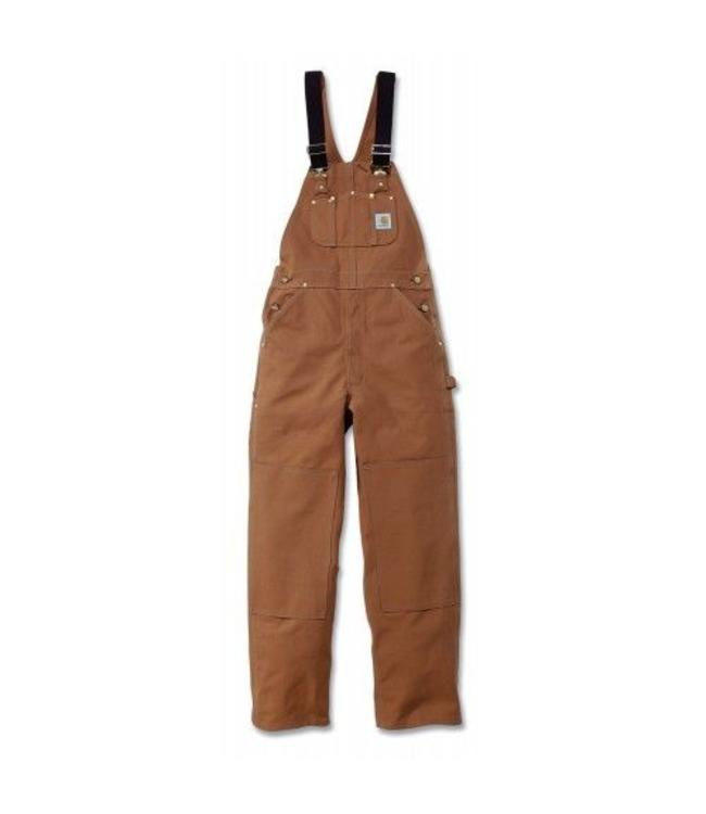 Carhartt Workwear Sandstone Bib Overall tuinbroek