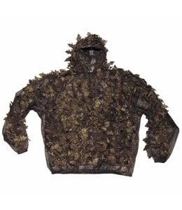 "camouflagepak ""leaves"", 3-parts, hunterbrown"