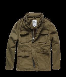 Vintage Industries Madison jacket olive sage
