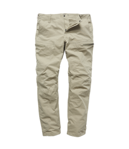 Vintage Industries Kenny technical pants beige