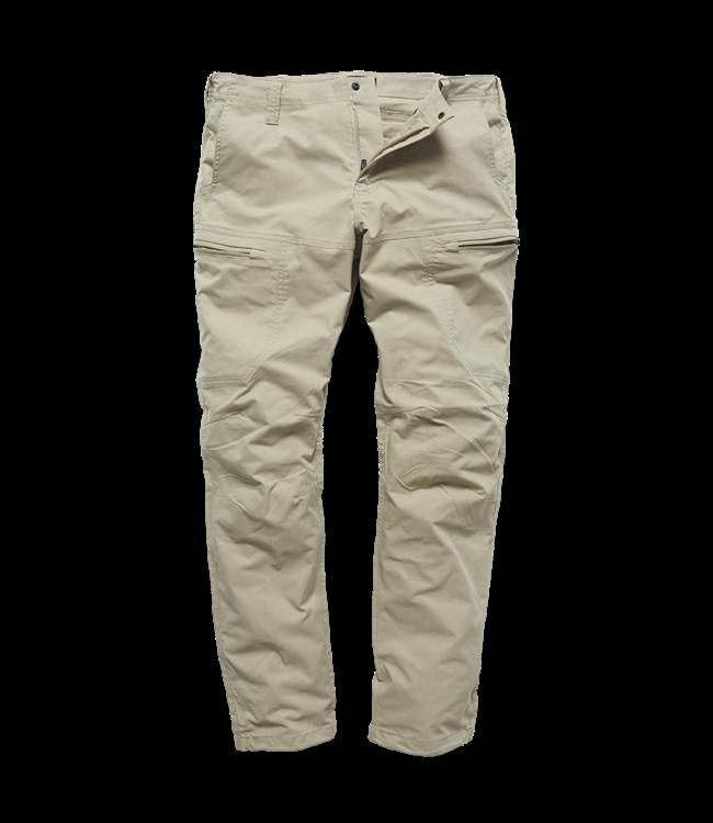Vintage Industries Kenny technical pants beige