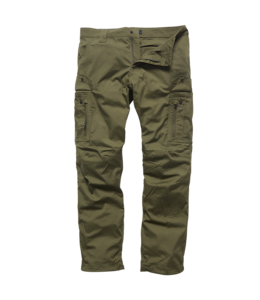 Vintage Industries Blyth technical pants olive