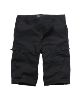 Vintage Industries Beltana technical short black