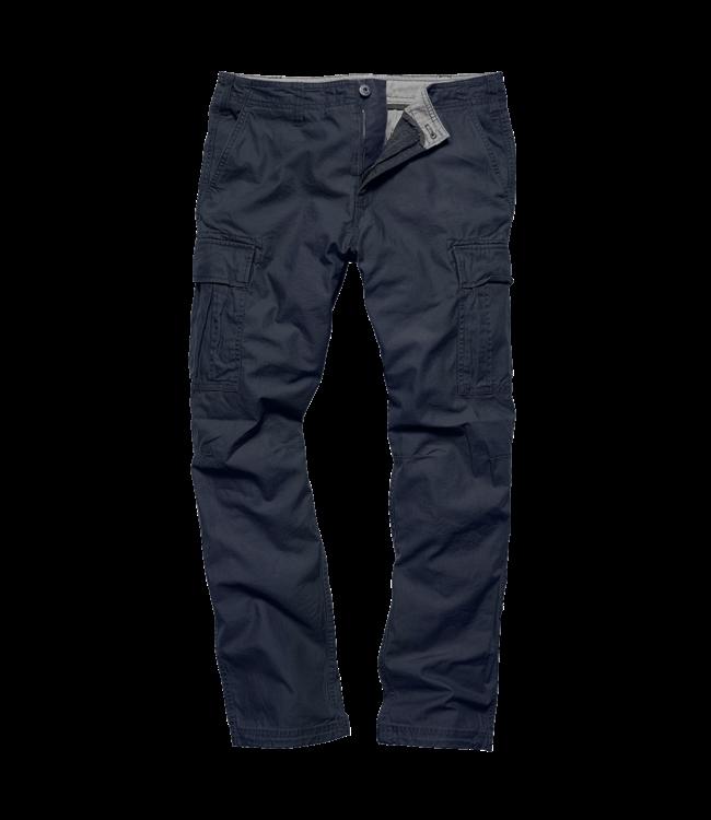 Vintage Industries Reydon BDU premium pants  navy blue
