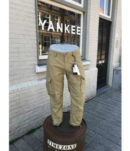 Vintage Industries Reef pant sand cargo broek