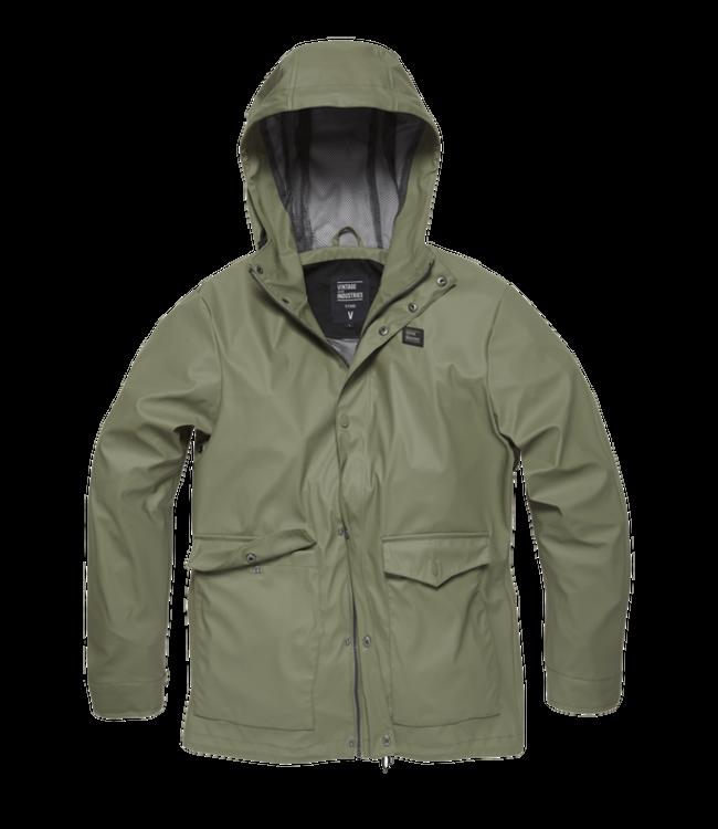 Vintage Industries Trevor jacket light olive