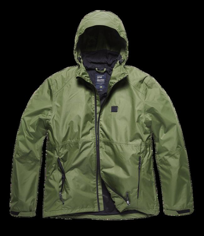 Vintage Industries Verwood jacket olive