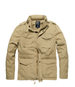 Vintage Industries Beyden jacket sand