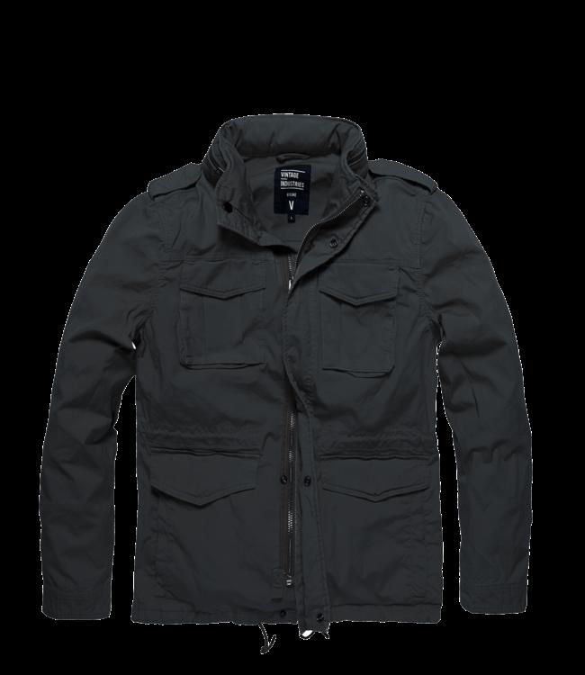 Vintage Industries Beyden jacket steel