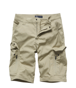 Vintage Industries Bearing technical short beige