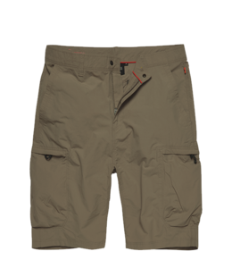 Vintage Industries Lodge technical short taupe
