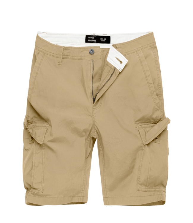 Vintage Industries Ryker short sand