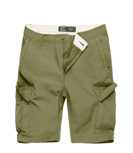 Vintage Industries Ryker short bright olive