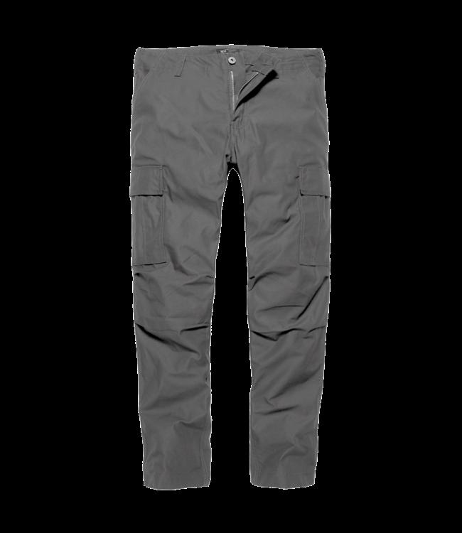 Vintage Industries Owen pants grey