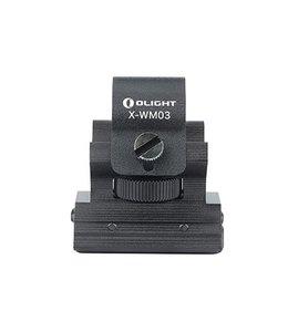 Olight Olight Magnetische zaklamp montage diameter van 23-26 mm.
