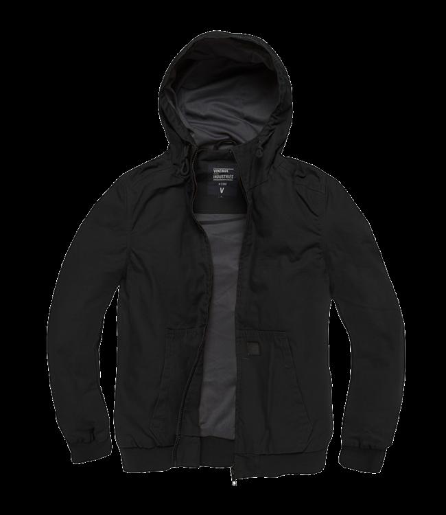 Vintage Industries Arrow jacket black