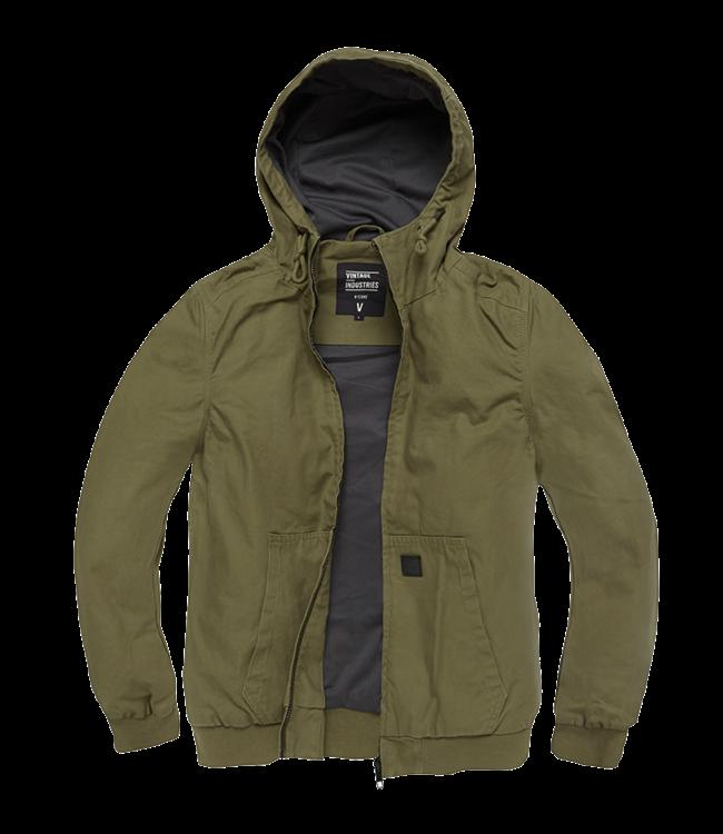 Vintage Industries Arrow jacket forest