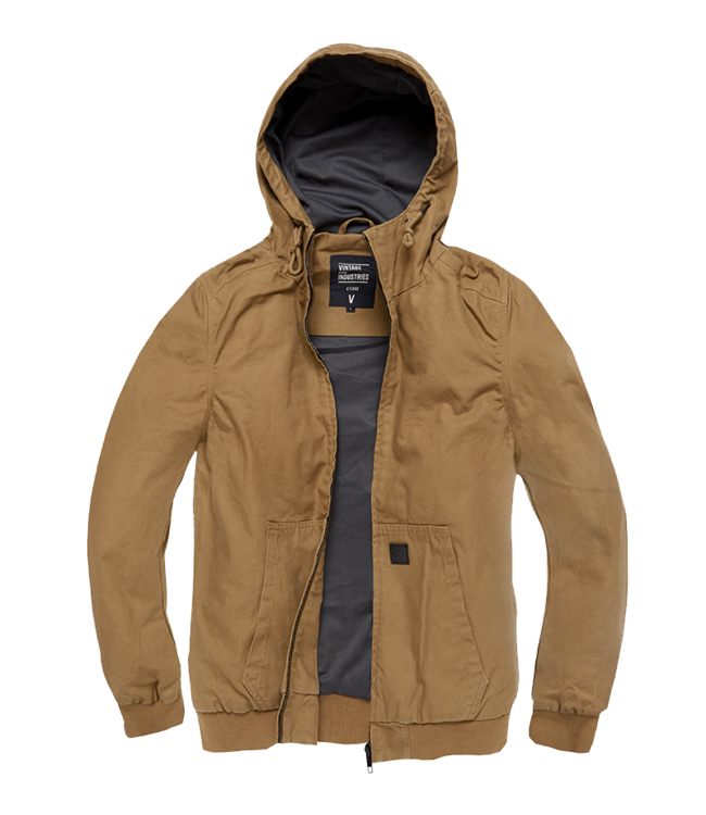 Vintage Industries Arrow jacket Dark Tan