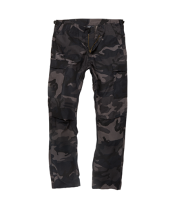 Vintage Industries BDU pants dark camo