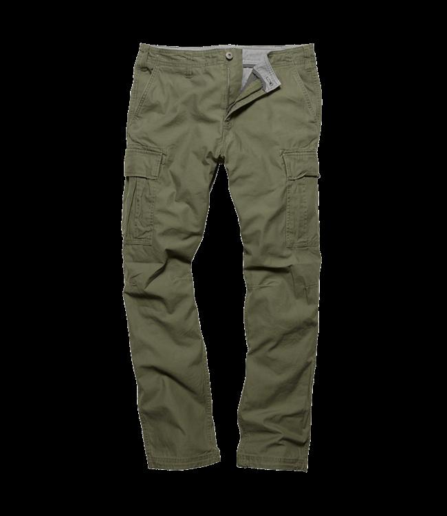 Vintage Industries Reydon BDU premium pants olive sage