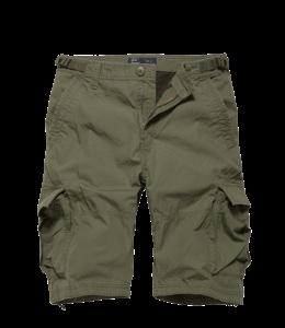 Vintage Industries Terrance shorts korte broek olive sage