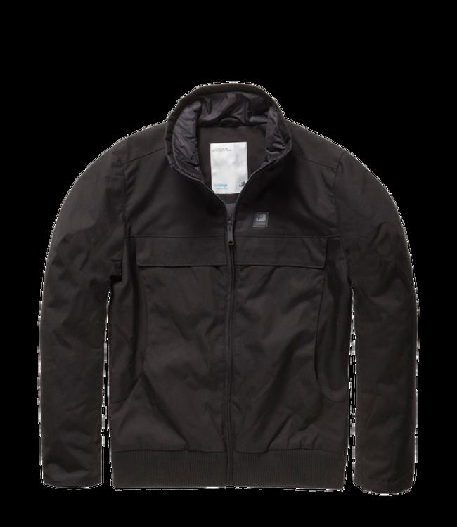 Vintage Industries Ronan jacket black