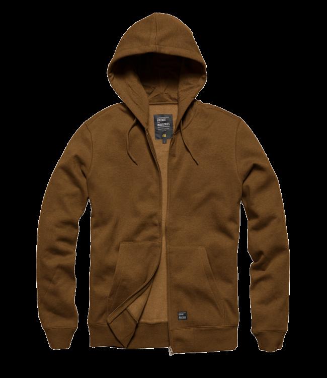 Vintage Industries Redstone hooded sweatshirt duck