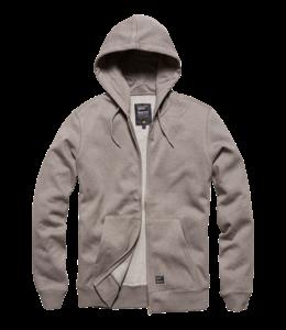 Vintage Industries Redstone hooded sweatshirt charcoal