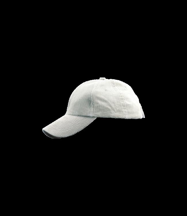 Vintage Industries Corduroy cap beige