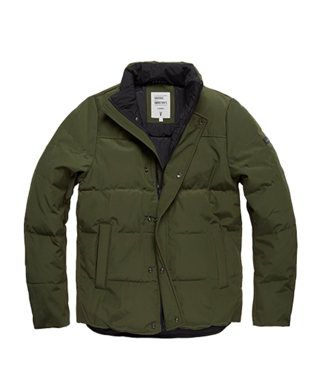 Vintage Industries Jace jacket drab