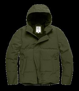 Vintage Industries Zander jacket drab