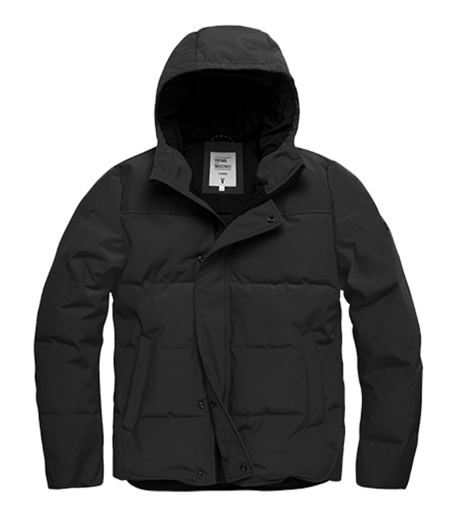 Vintage Industries Zander jacket black