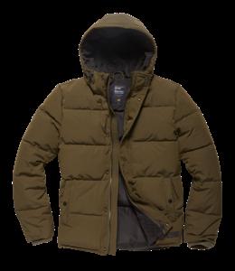 Vintage Industries Lewiston jacket sage