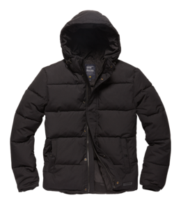 Vintage Industries Lewiston jacket black