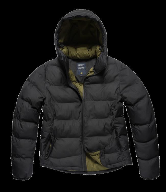 Vintage Industries Rhys jacket black